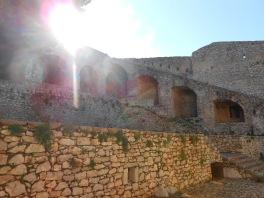 Bastion of Saint Andrew (Aγιος Aνδρεας).